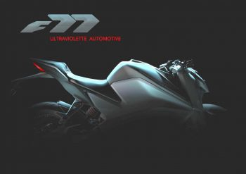 Ultraviolette F77, inspired by a fighter jet, gets configurable riding modes