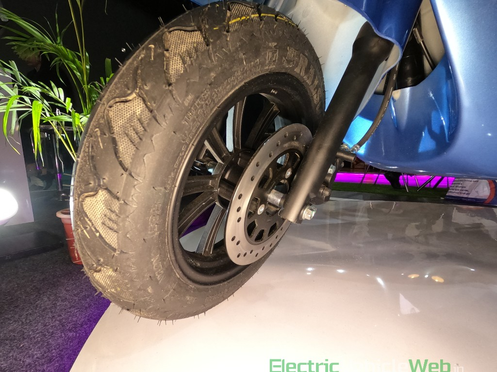 Benling Aura disc brake