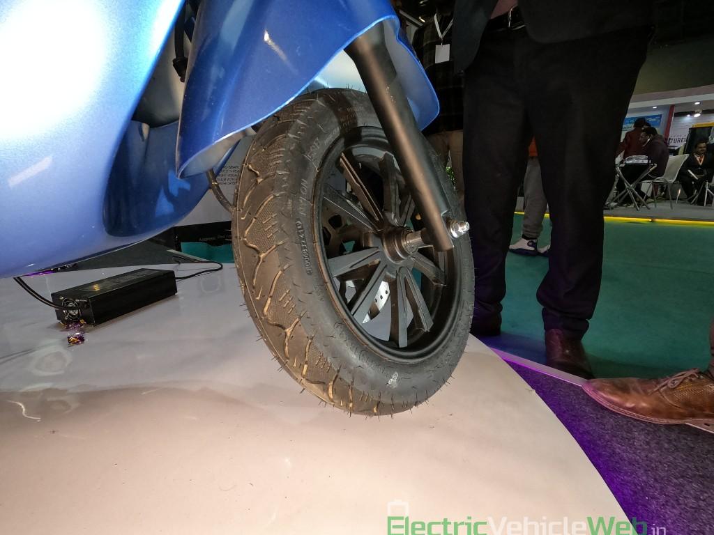 Benling Aura front wheel