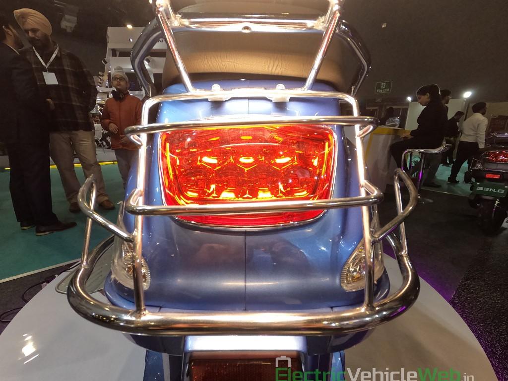 Benling Aura taillight