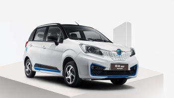 EVW Exclusive: Expect the Haima E3 electric at the Auto Expo 2020