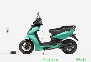 Ather 450X official picture