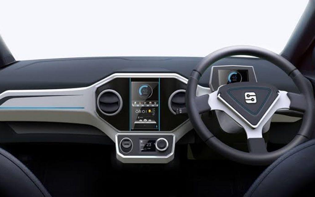 Strom R3 Electric interior