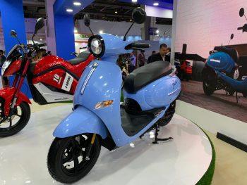 EeVe Forseti electric scooter (Bajaj Chetak rival) to launch in April 2021