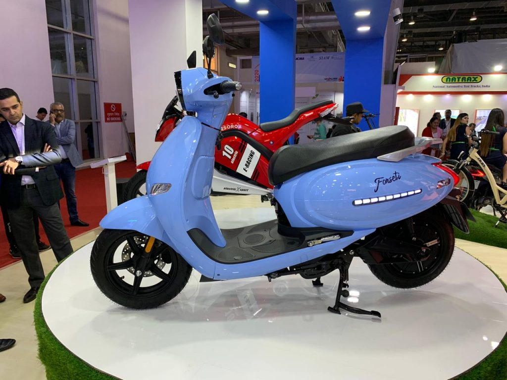 EeVe Forseti side view - Auto expo 2020
