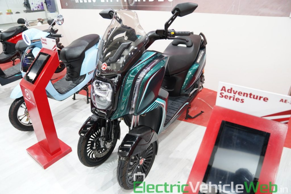 Hero Electric AE-3 Trike - Auto Expo 2020 (2)