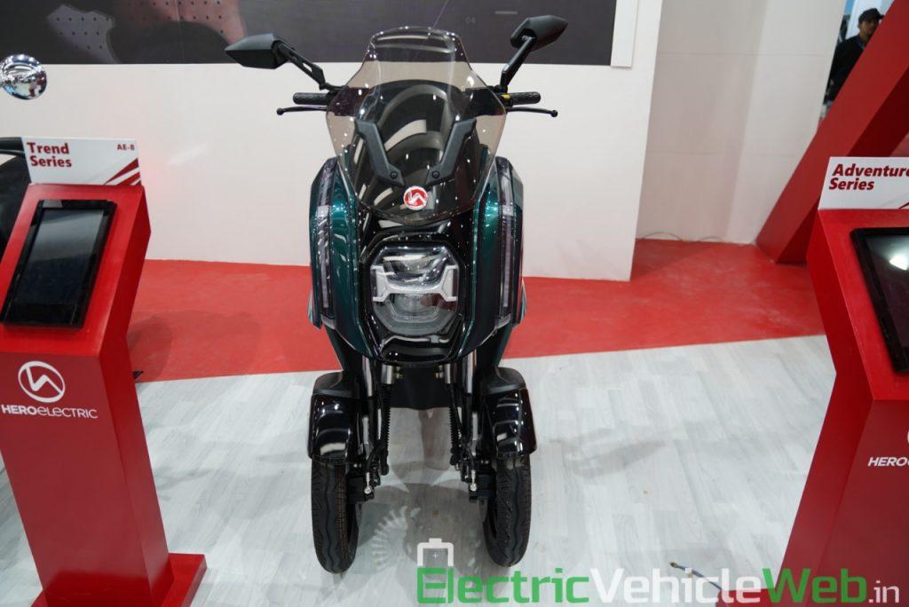 Hero Electric AE-3 Trike - Auto Expo 2020 (8)