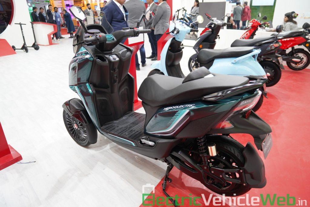 Hero Electric AE-3 Trike - Auto Expo 2020 (9)