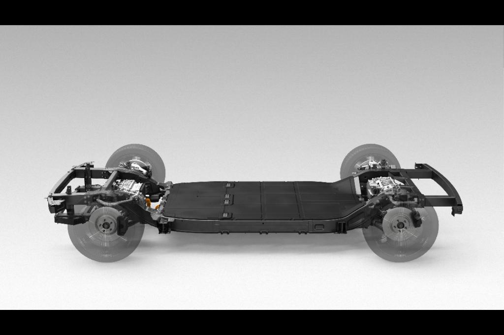 Hyundai Canoo electric vehicle platform