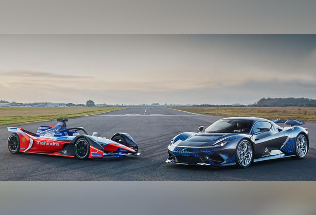 Mahindra Racing - Automobili Pininfarina Strengthen Partnership