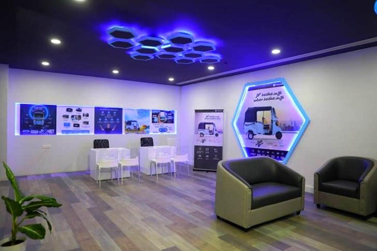 Piaggio Ape electric experience centre