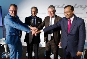 Automobili Pininfarina launch