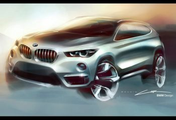 BMW iX1 (BMW X1 electric) to feature dual & single motor variants [Update]