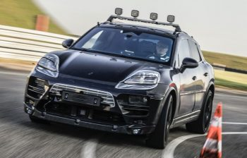 Porsche undecided on the name of the Macan Electric SUV