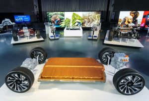 GM and Honda to develop new EVs