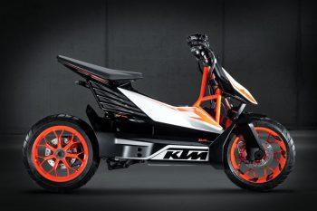 KTM electric scooter to use Chetak's platform says Bajaj Auto MD
