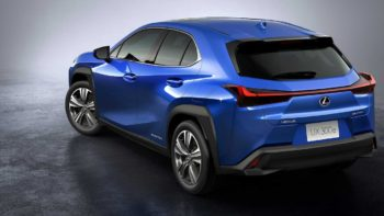 Lexus Electric Car (UX300e) heads into new markets this year [Update]