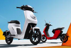 Niu MQi2 electric scooter series