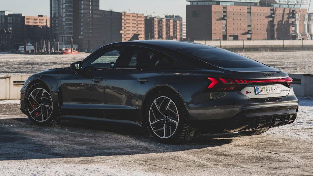 Audi RS e-tron GT rear