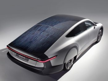 Lightyear Solar Car gets TNO's assistance in curving solar panels