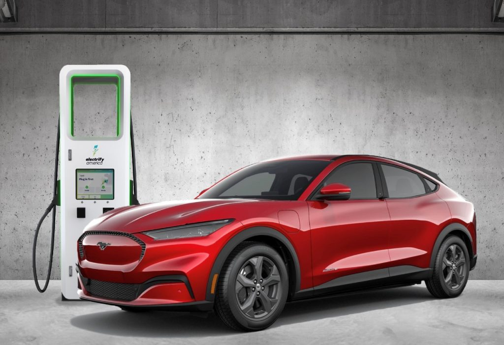Mustang Mach-E - One of the upcoming performance Electric Cars in India