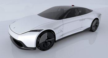 Polestar 7 Concept by Japanese designer Yosuke Yamada is a Swedish supercar dream