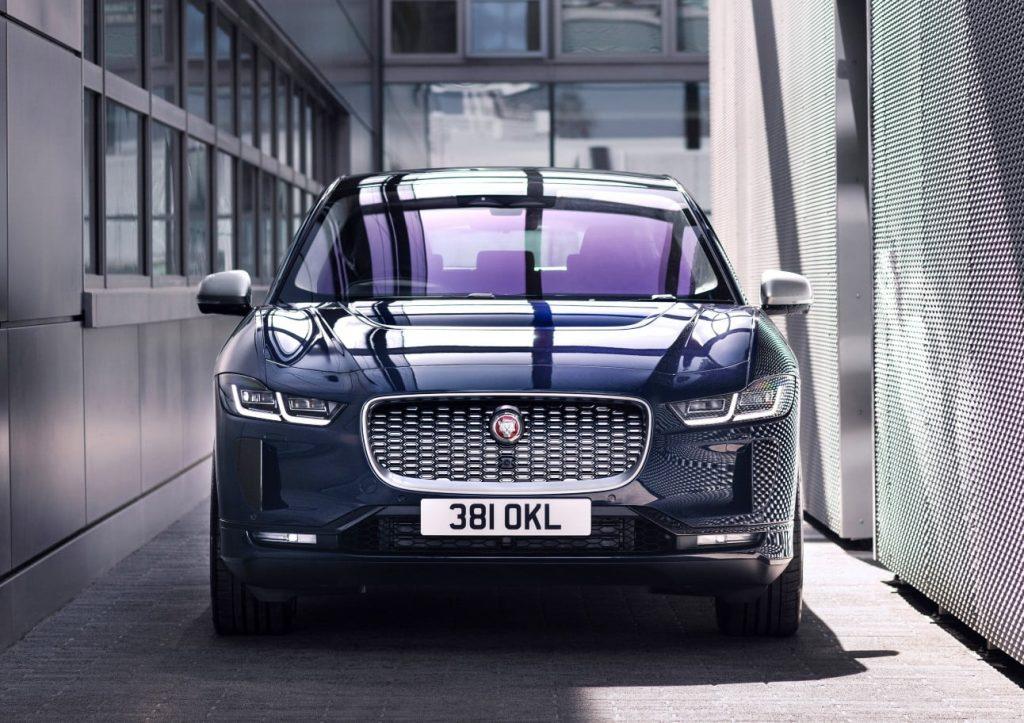 2021 Jaguar I-PACE front view