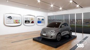 Fiat 500e Van version to expand the 500e range in 2021 [Update]
