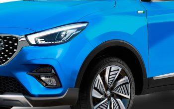 2022 MG ZS EV to feature new logo & design, offer higher range [Update]