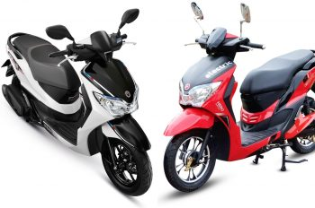 Honda claims Hero Electric has infringed the Moove's designs
