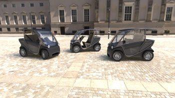 Dutch Solar-powered City Car advances towards production with new features