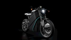 Yatri P-Zero electric motorcycle