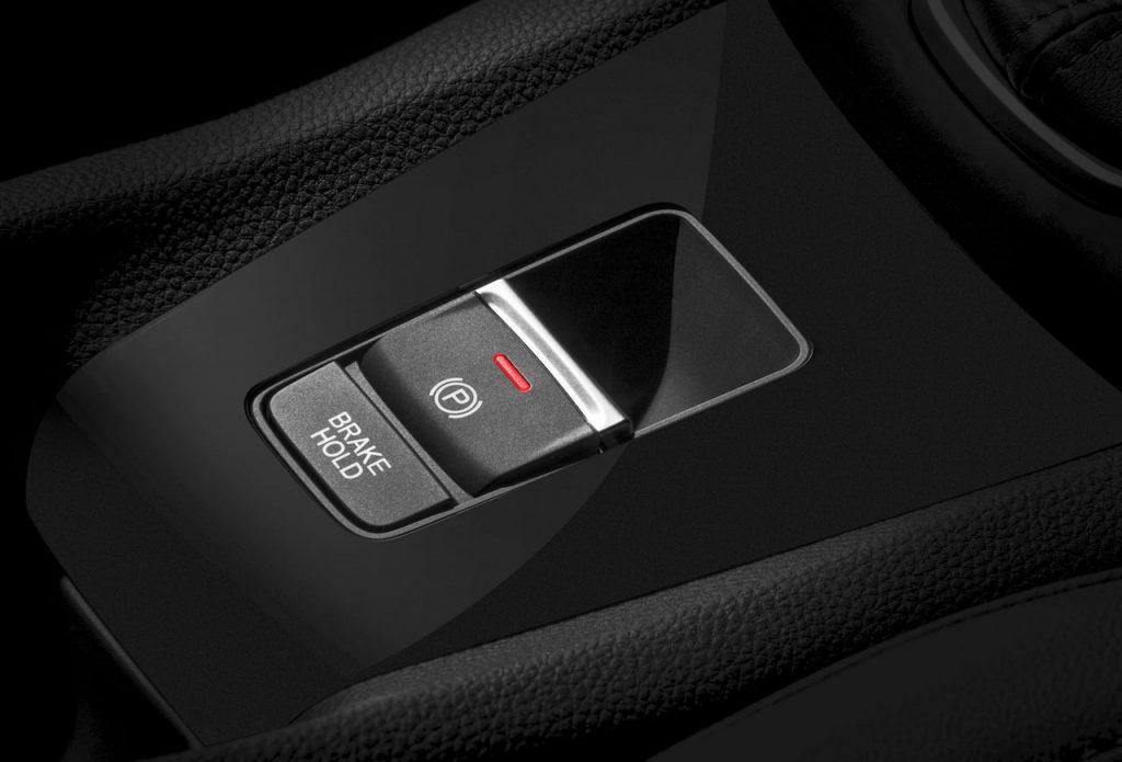 2021 Honda City Hybrid electric parking brake Malaysia 2020