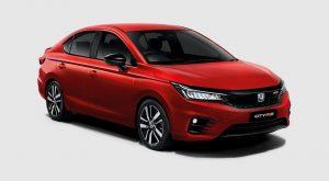2021 Honda City Hybrid front quarters