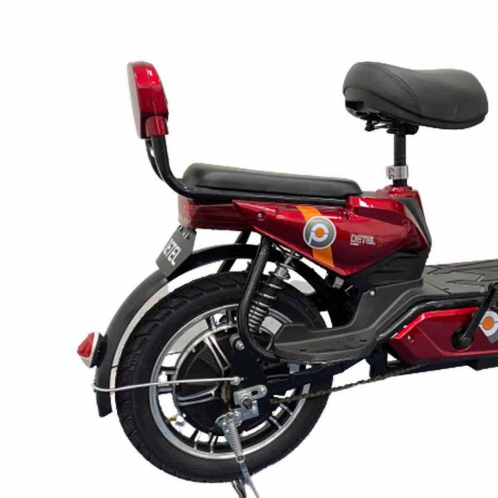 Detel Easy rear seat