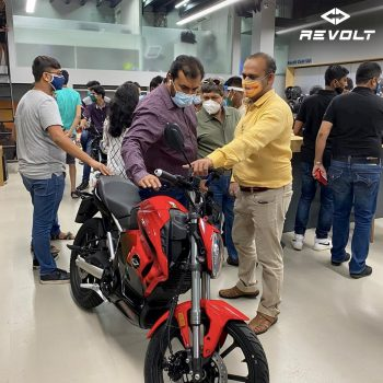 Revolt electric bikes to be launched in Bengaluru soon