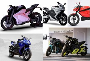 Upcoming Electric Bike models India