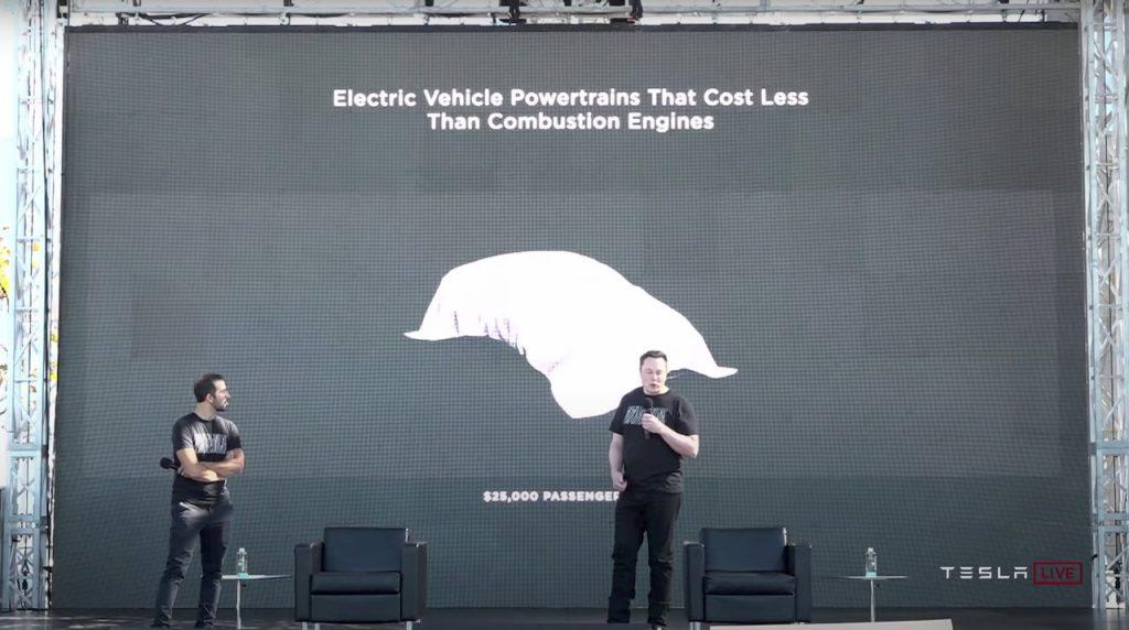 $25000 Tesla Model 2