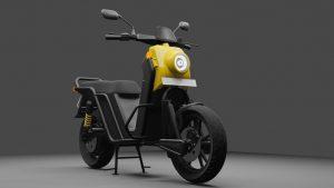 Bounce N3310 electric bike image