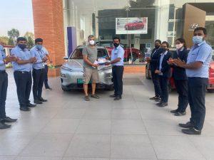 Hyundai Kona Electric recall India delivery