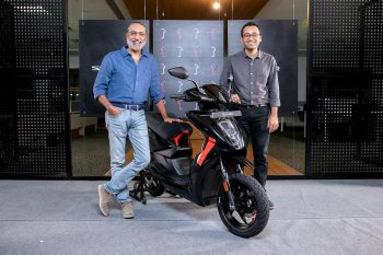 High-speed electric two-wheeler demand in India recovers post COVID-19