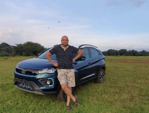 Tata Nexon EV review Ram Bangalore