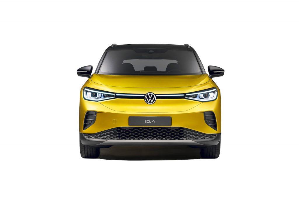 VW ID.4 front three quarters