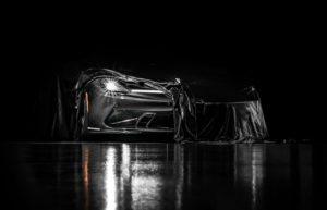 Production Pininfarina Battista front teaser