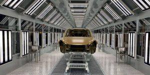 Tesla Model Y Shanghai China plant