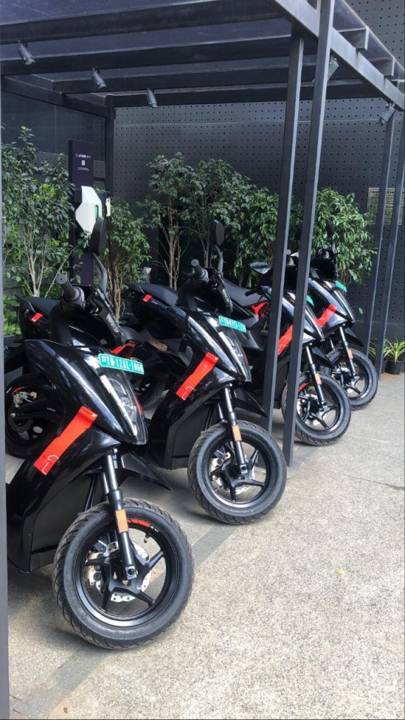 Ather 450X Series 1 deliveries