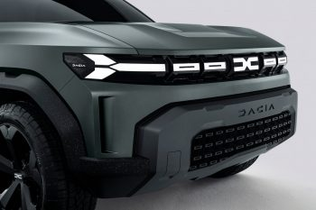 Dacia Bigster three-row SUV – Everything we know in Oct 2021