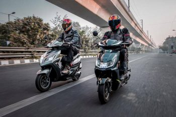 EeVe Atreo & EeVe Ahava budget electric scooters launched