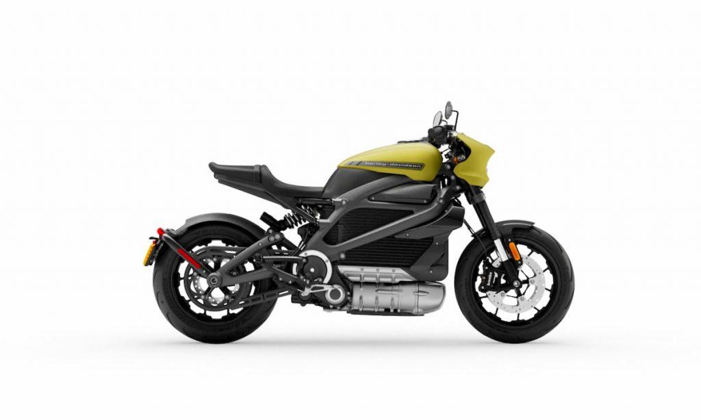 Harley-Davidson LiveWire profile