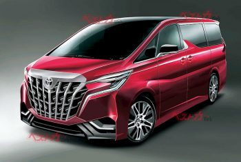 All-new Toyota Alphard to also replace the Vellfire in H2 2022 – Report